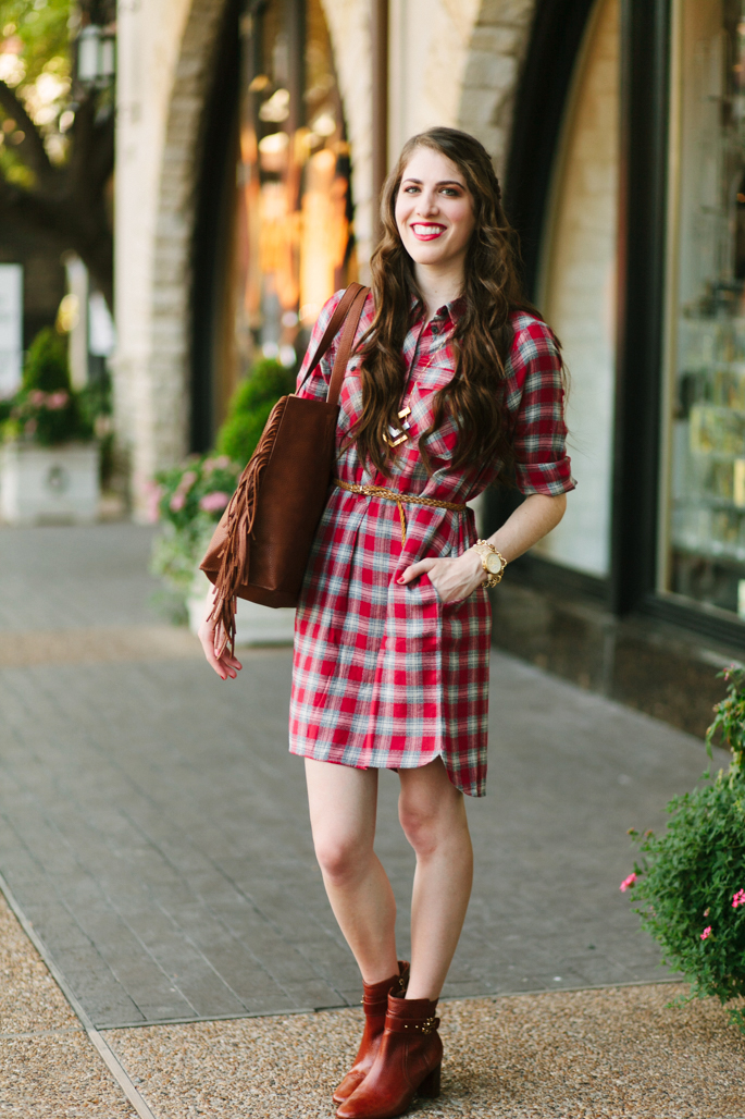 a09021a1832 Plaid Flannel Shirt Dress - Dress Foto and Picture