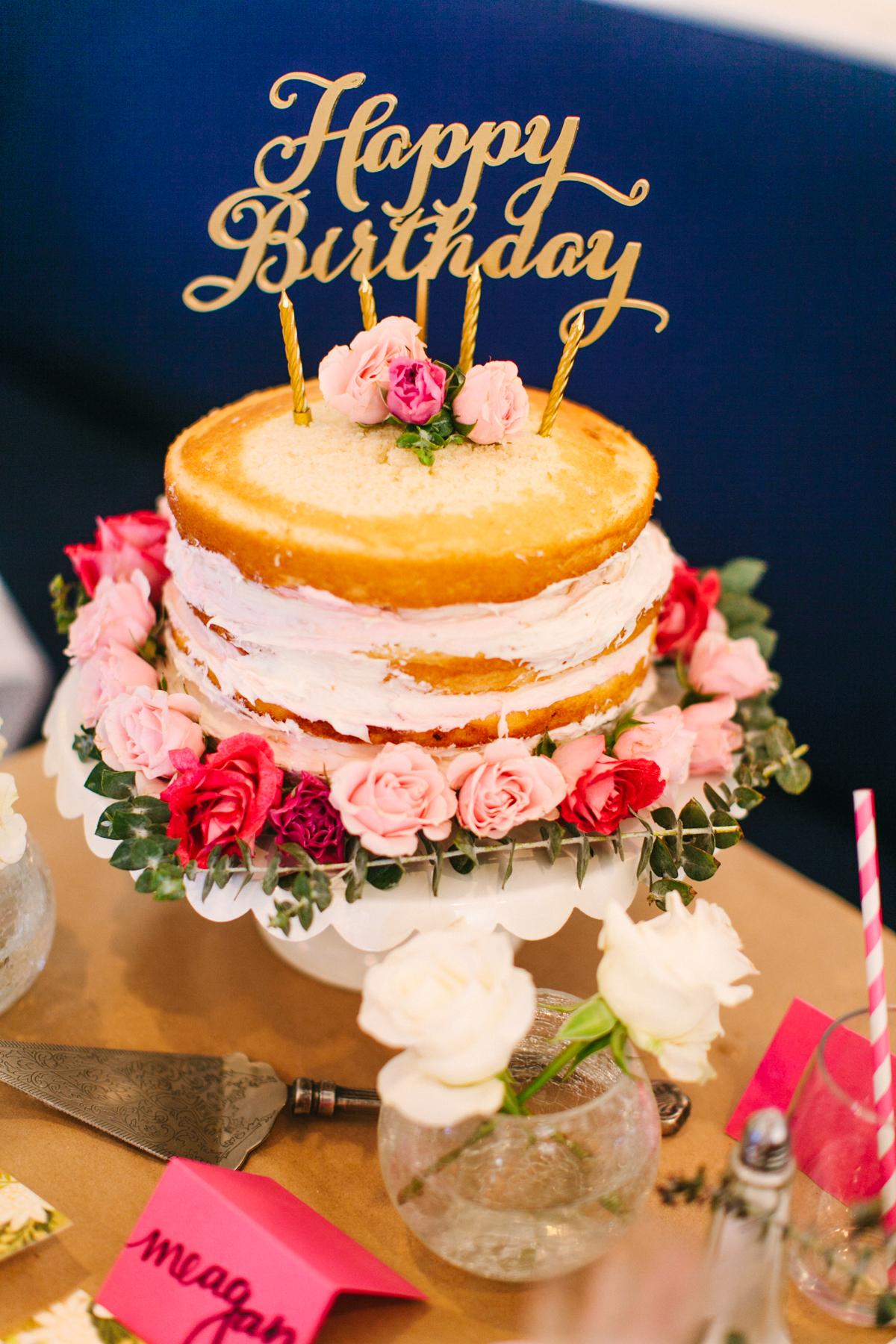 Happy Birthday Cake Topper Michaels