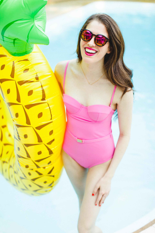 Friday Calls For Pineapples Brooke Du Jour