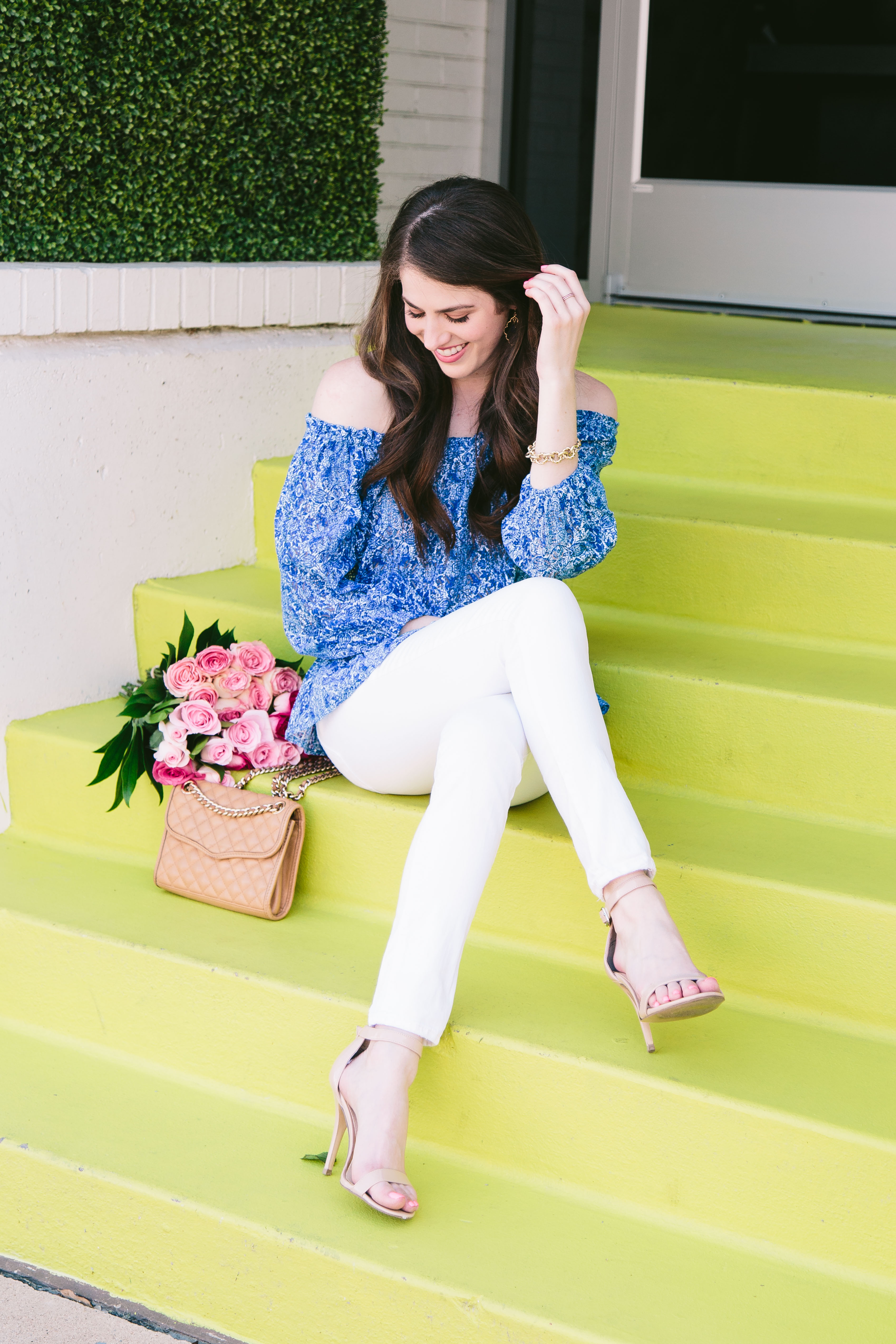 White skinny jeans Nordstrom
