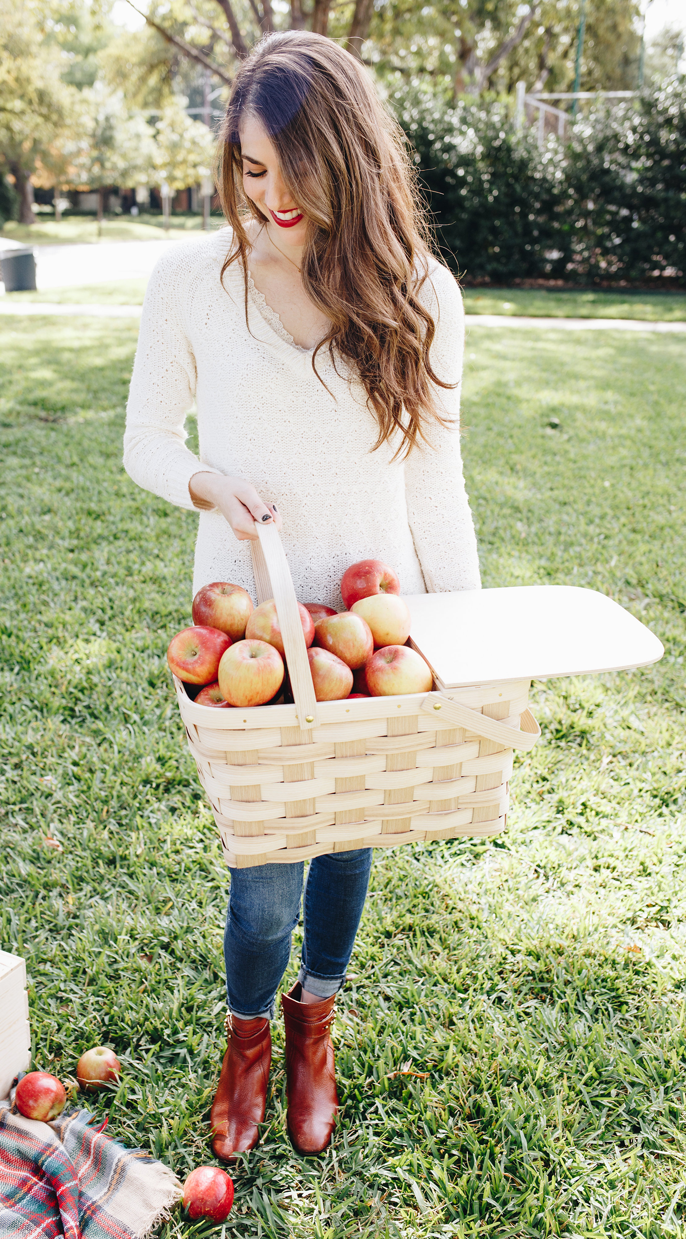 Dallas apple picking
