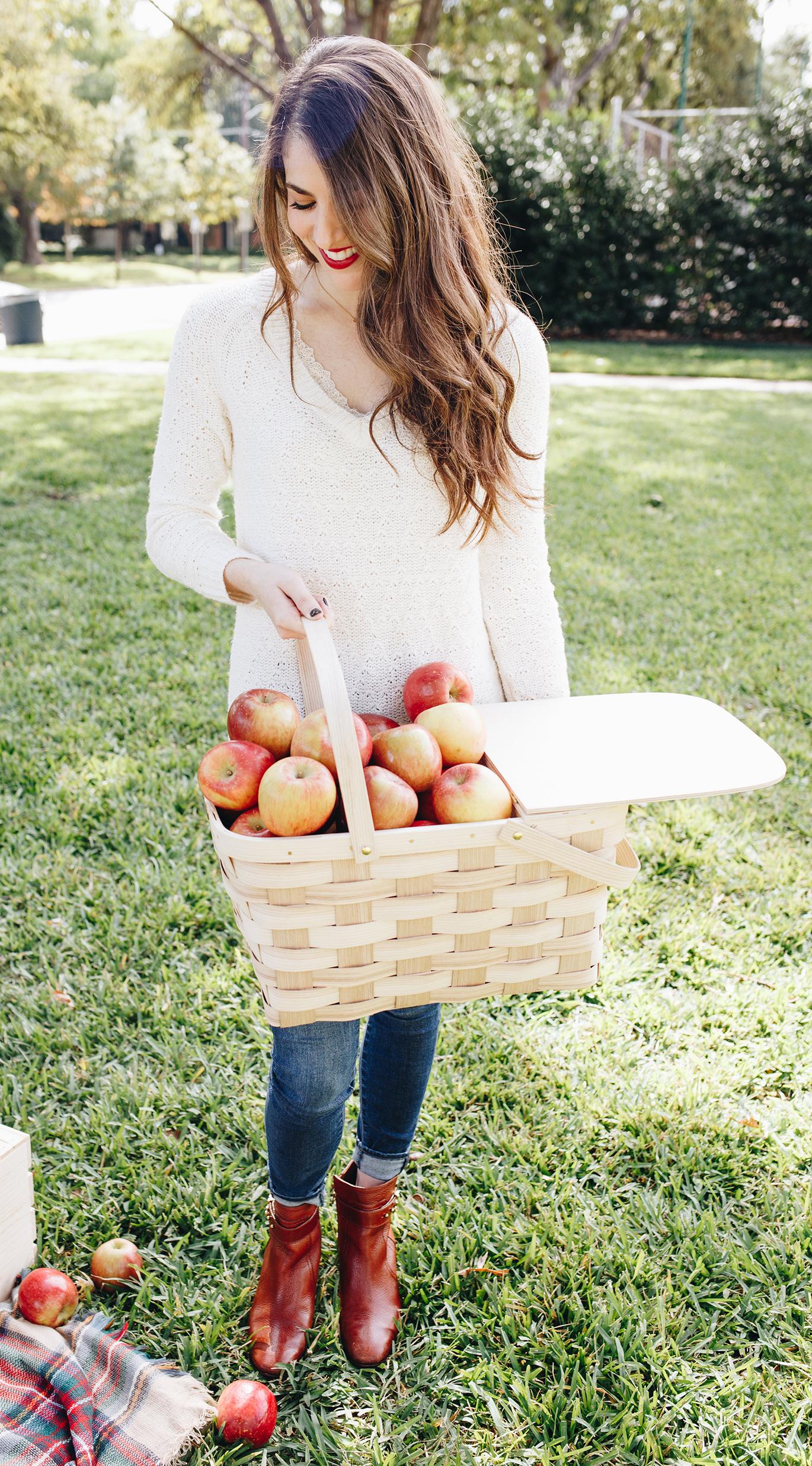 Dallas apple picking