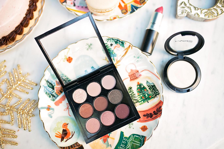 MAC Burgundy Times Nine eyeshadow palette review