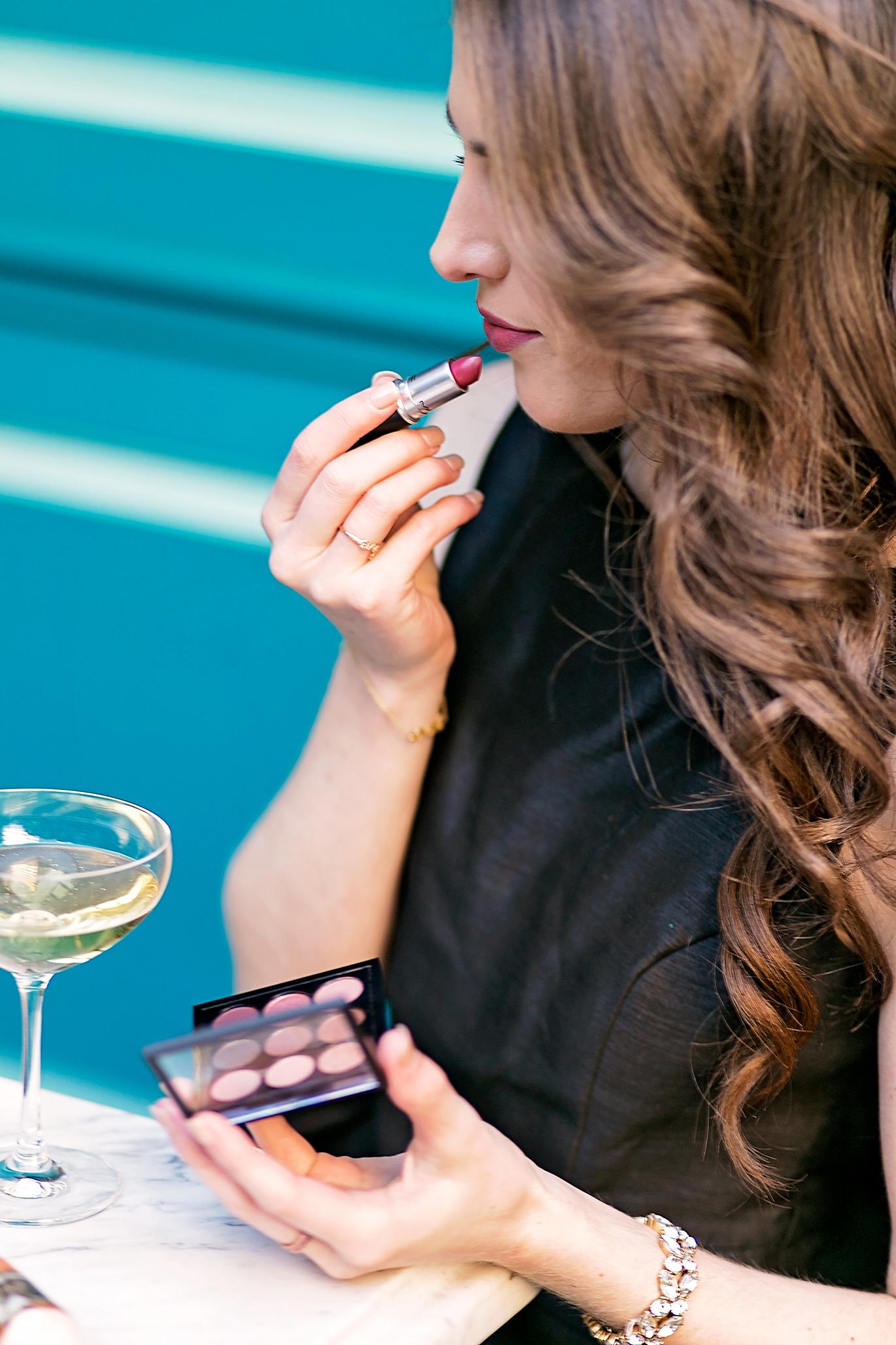 MAC Craving lipstick review