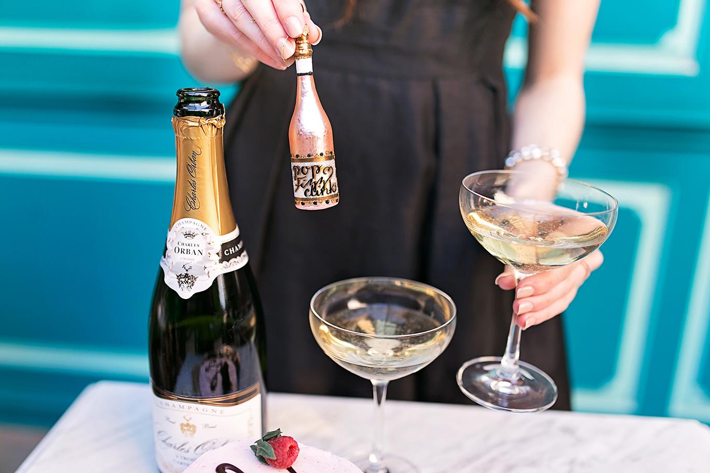Sur La Table champagne coupes