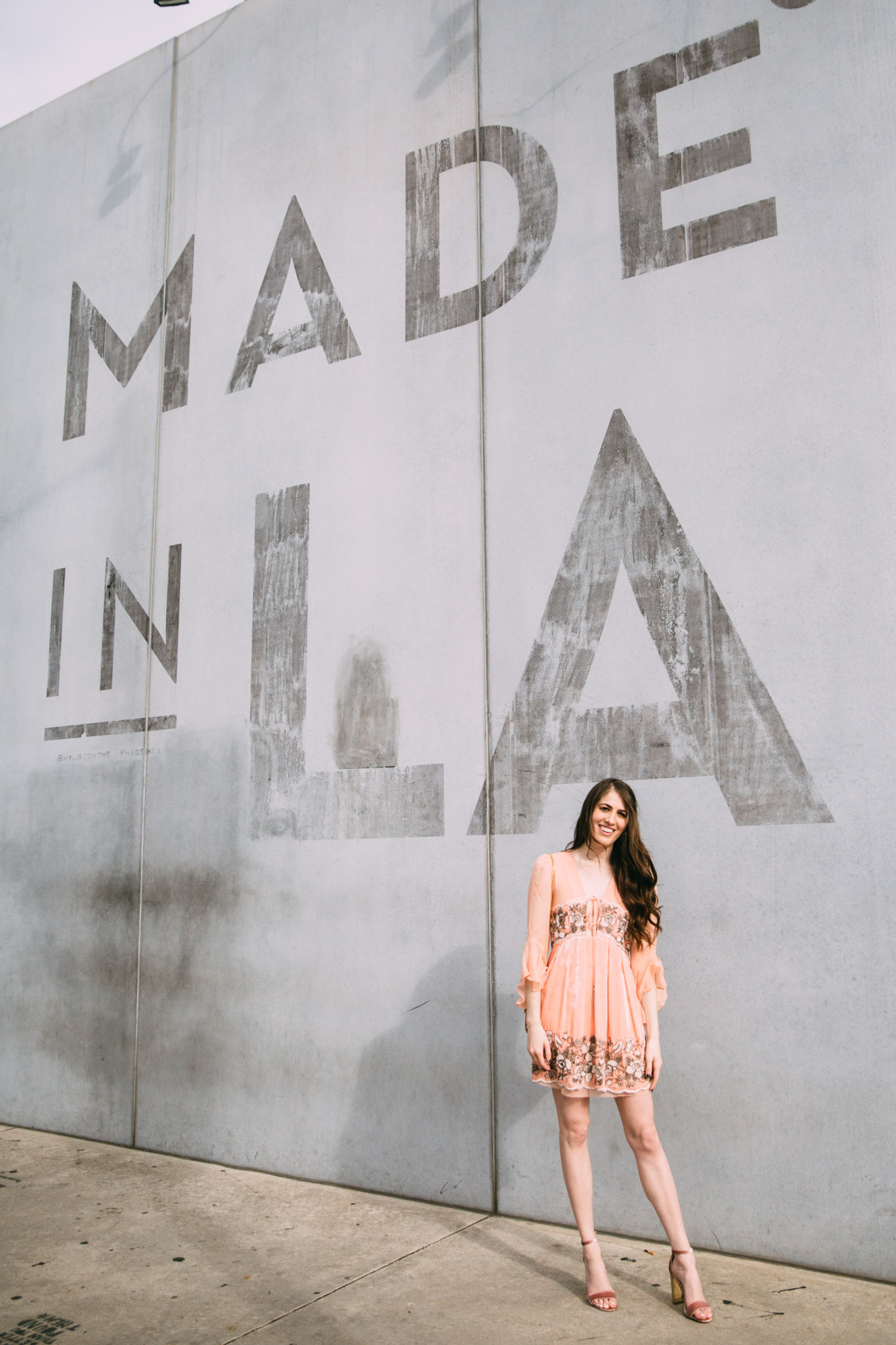 Most instagrammable walls in Los Angeles