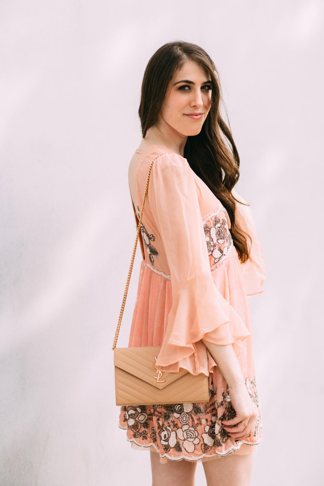 Los Angeles fashion blogger Brooke du jour