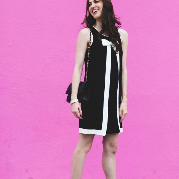 Pink wall Melrose