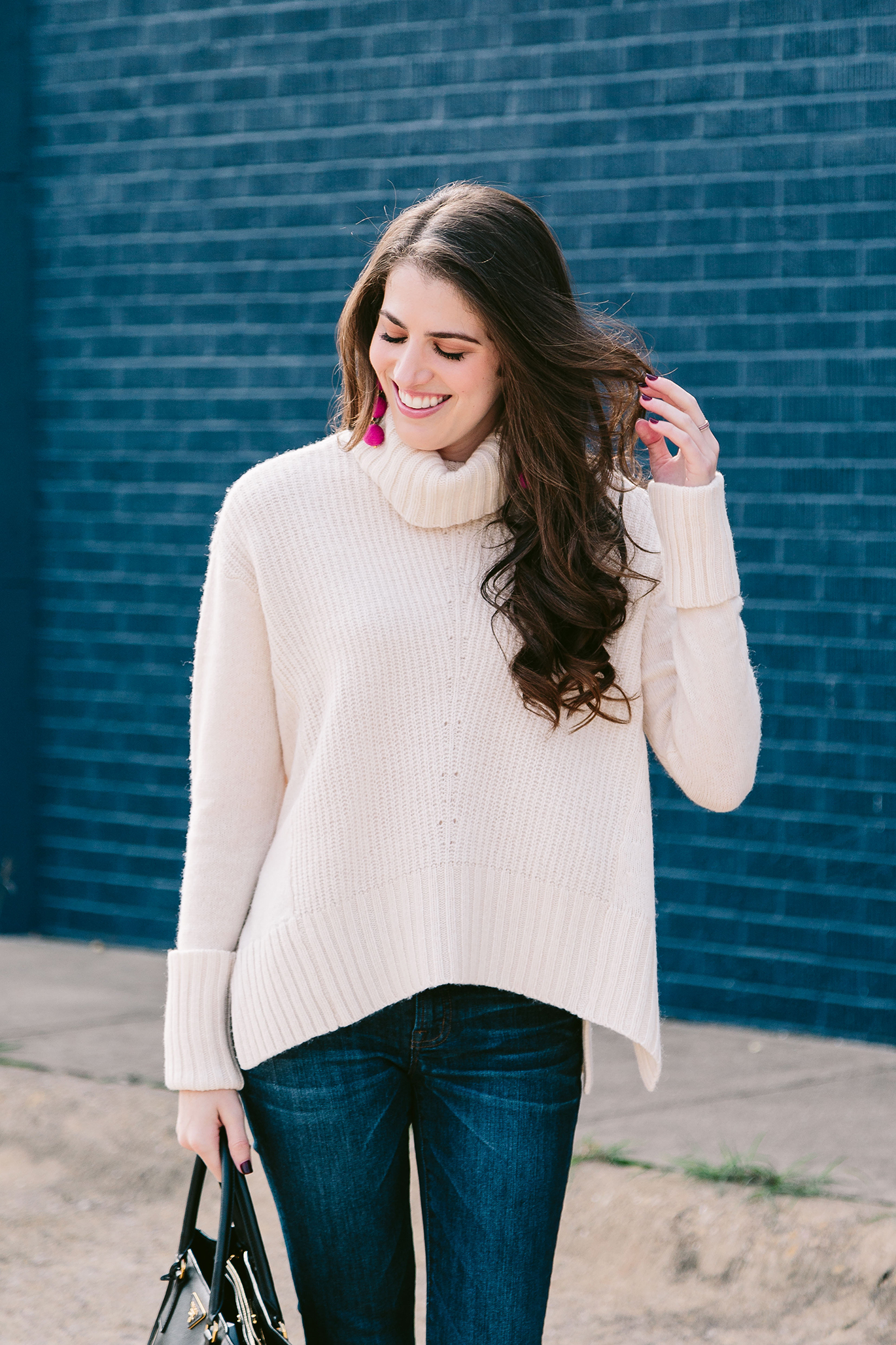Cozy sweater under $100
