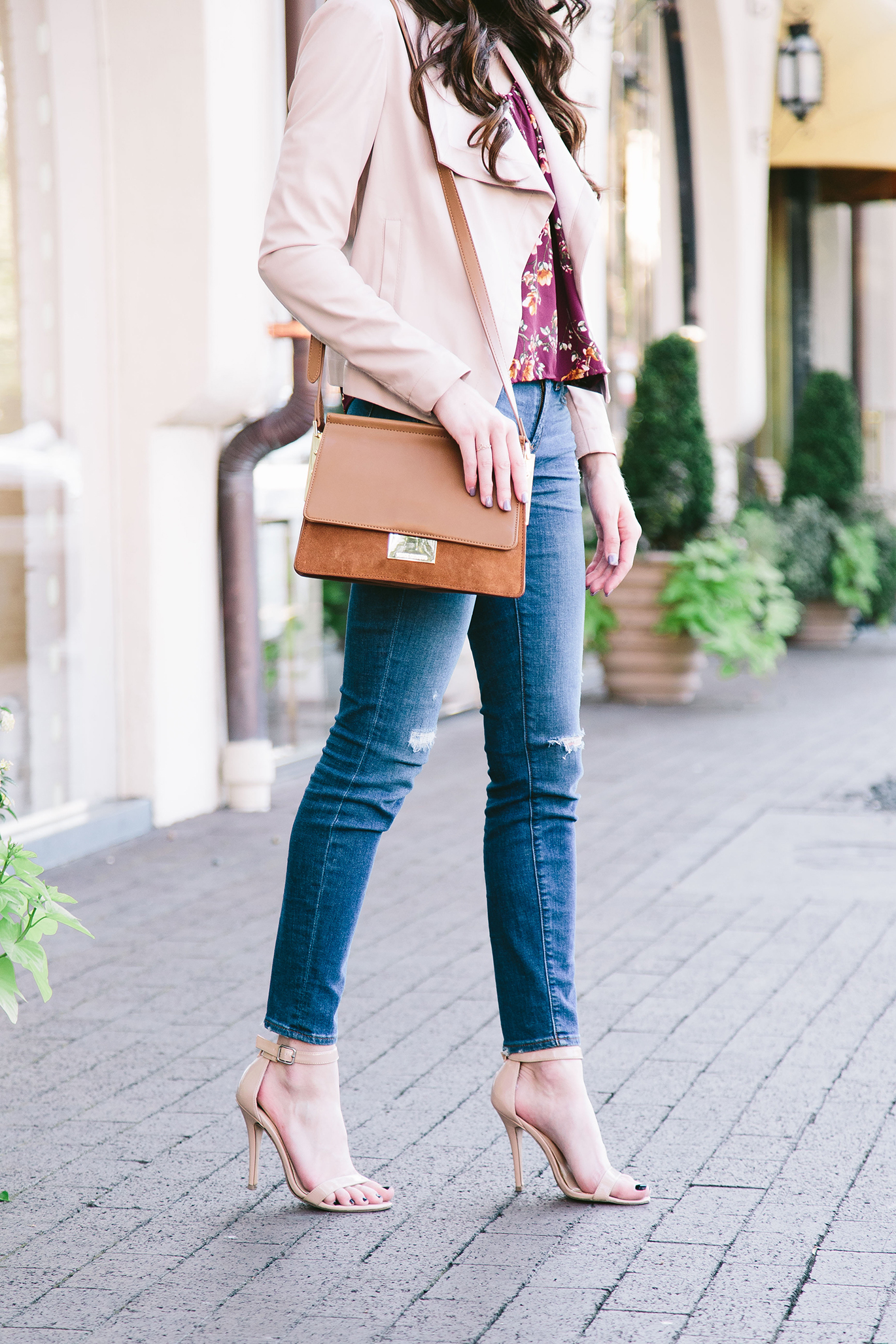 Budget friendly nude heels