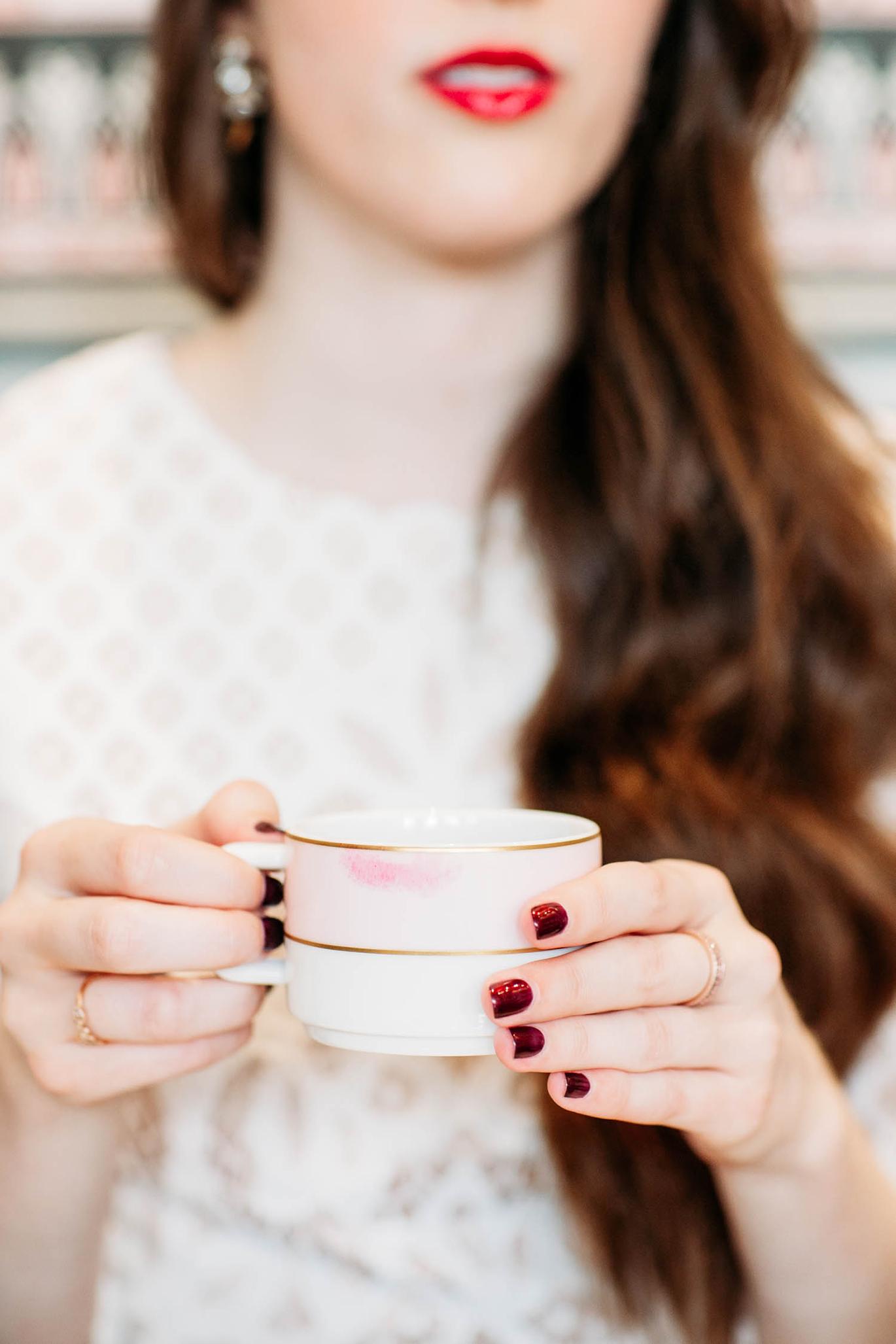 Afternoon tea in Los Angeles