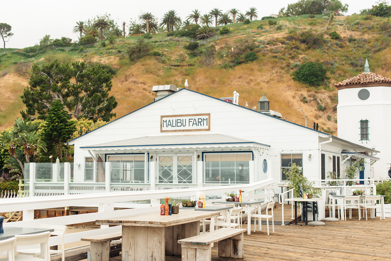 Malibu restaurants