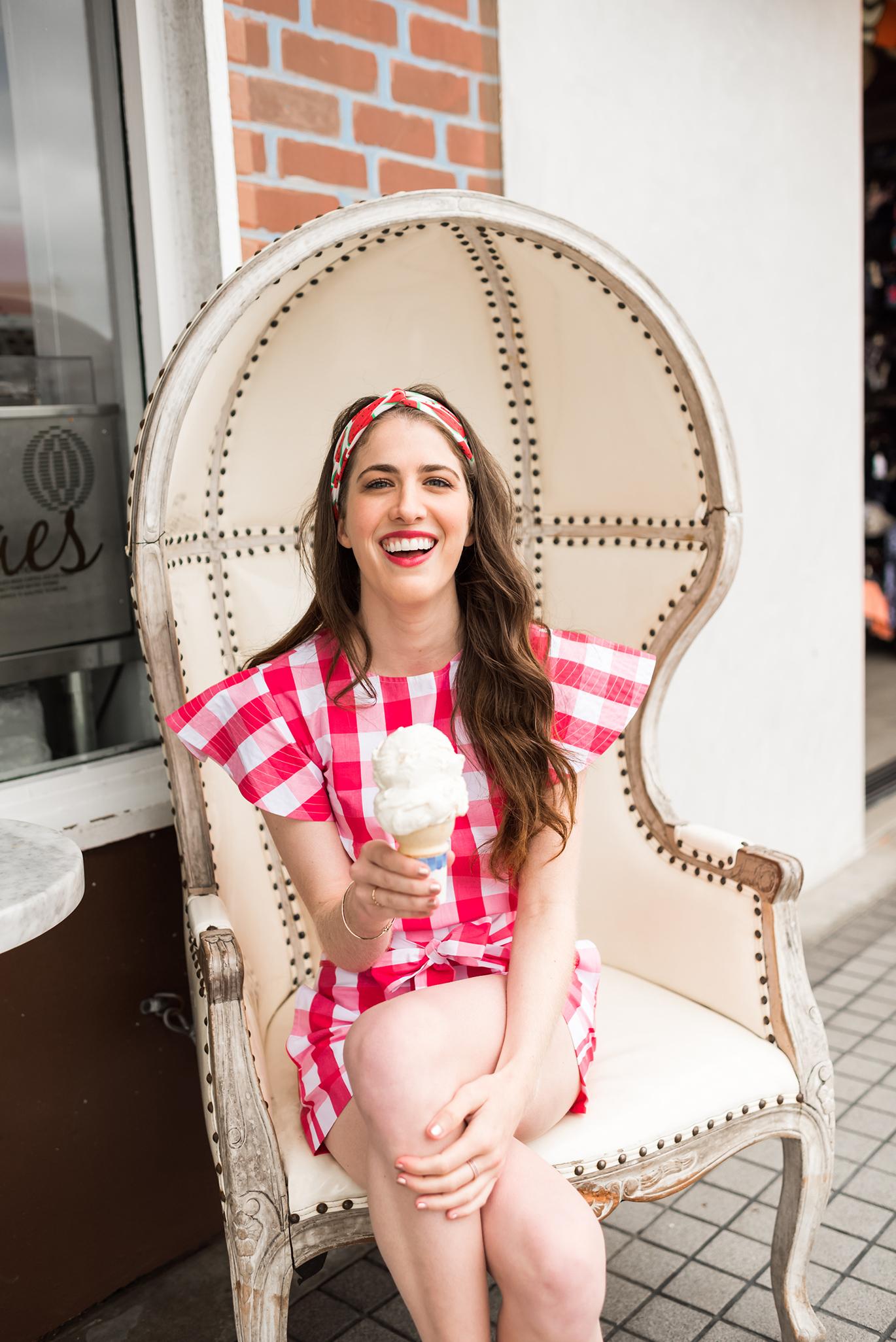 Manhattan Beach ice cream