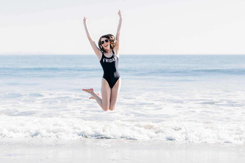J.Crew Friday bathing suit