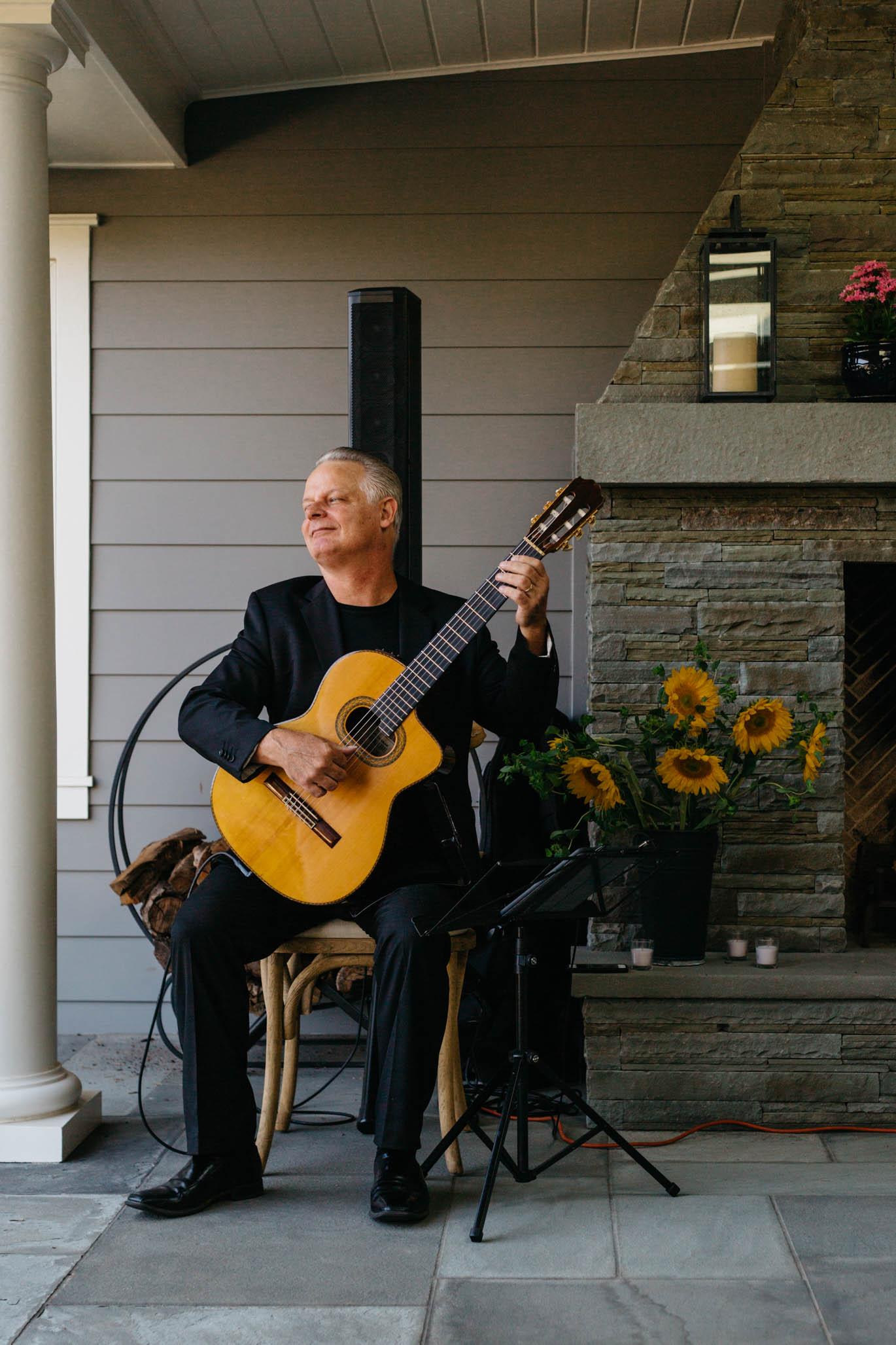 Kenton Youngstrom guitarist