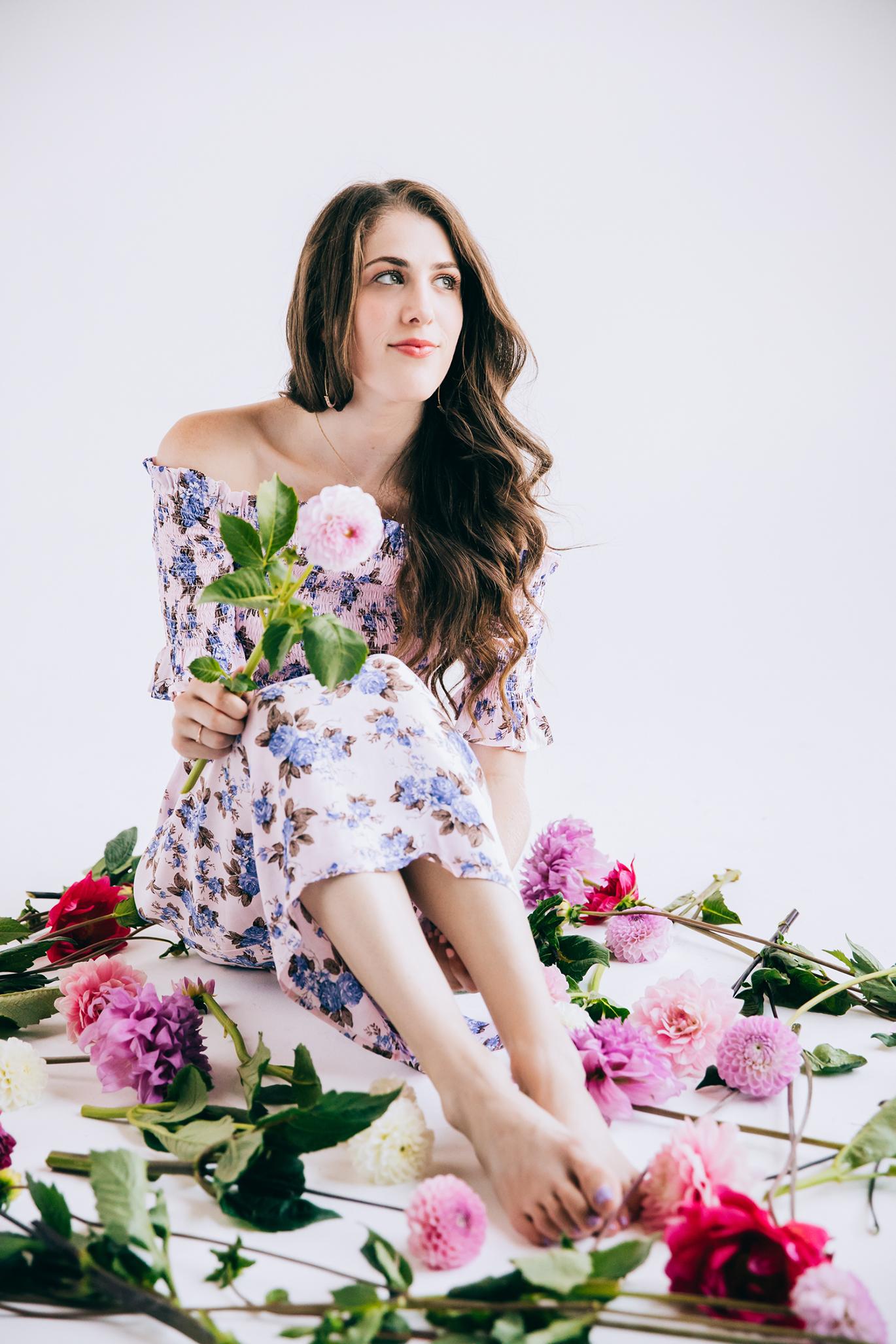 Los Angeles fashion beauty blogger