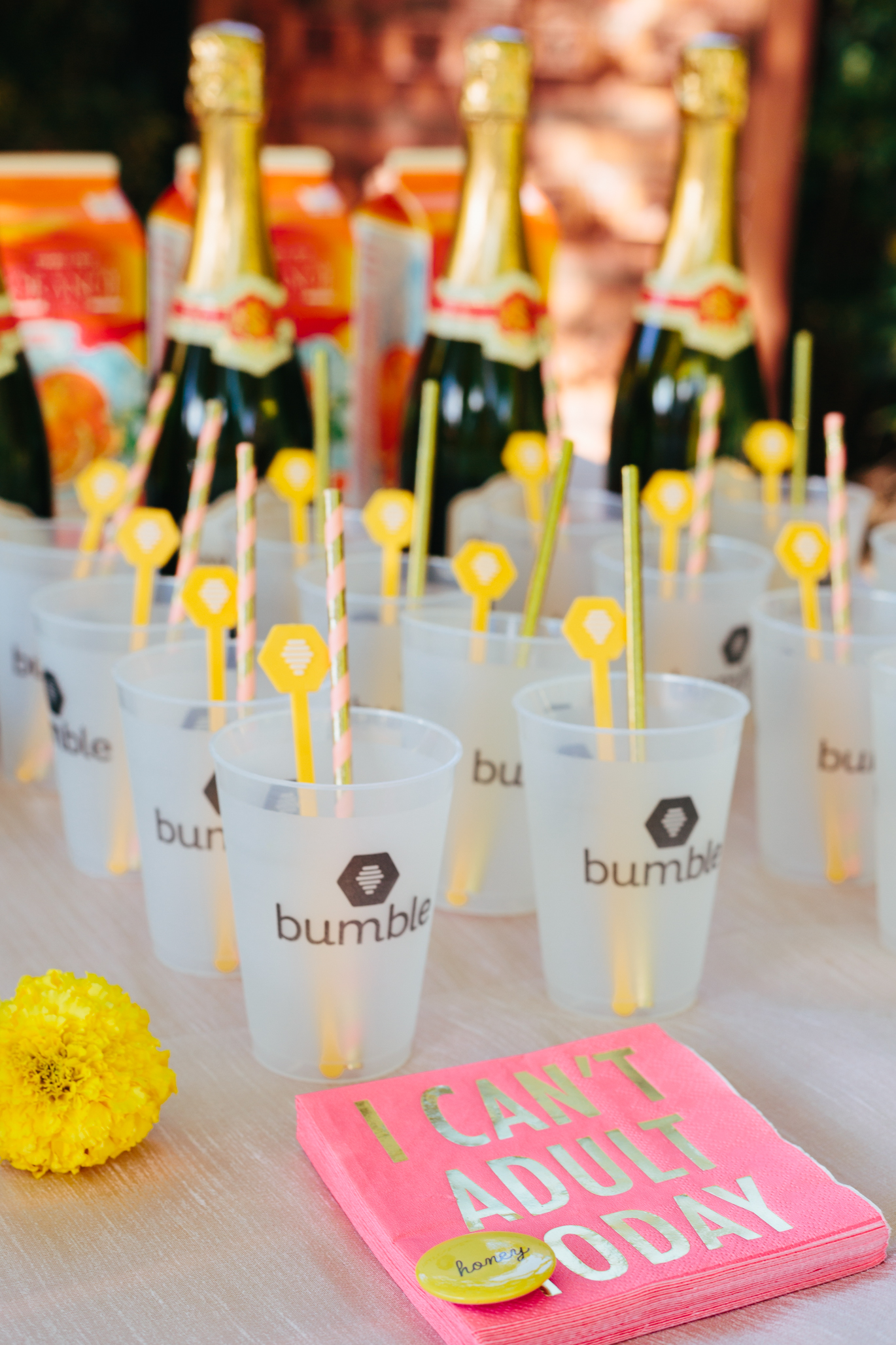 Bumble event